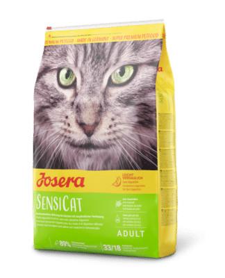 ג'וסרה אוכל ומוזן לחתולים Josera