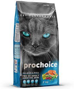 פרו-צ'ויס אוכל ומזון לחתולים Pro-Choice