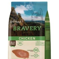 מזון יבש בריוורי לגורי כלבים מגזע בינוני או גדול