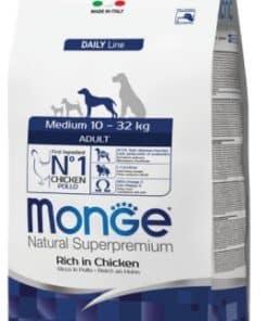מונג' אוכל לכלבים וחתולים Monge