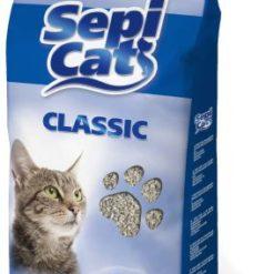 "ספיקטס חול מתגבש לחתול 10 ק""ג - SepiCats Cat Litter"